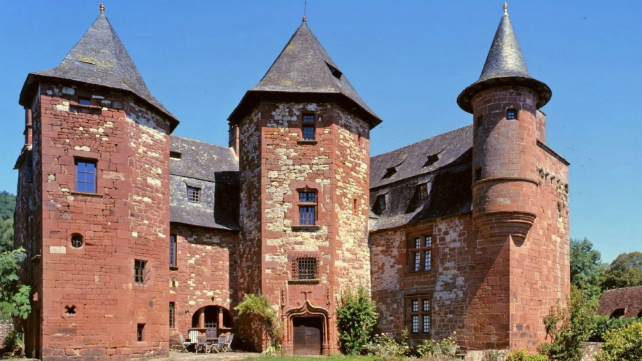 Les castels de Collonges